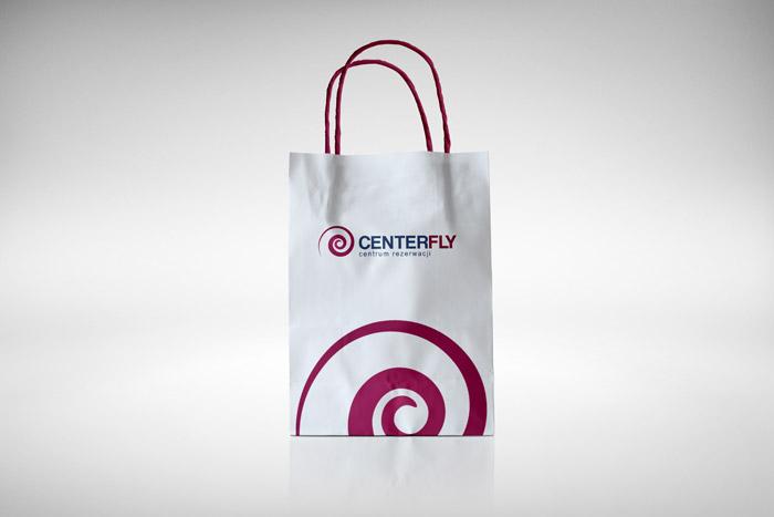 torba papierowa Centerfly