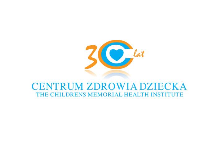 Centrum Zdrowia Dziecka - logo dla szpitala