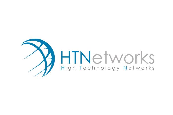 HTNetworks - logo dla firmy IT informatycznej