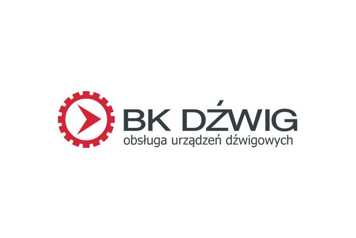 projekt logo BKDZWIG - logo dla firmy usługowej