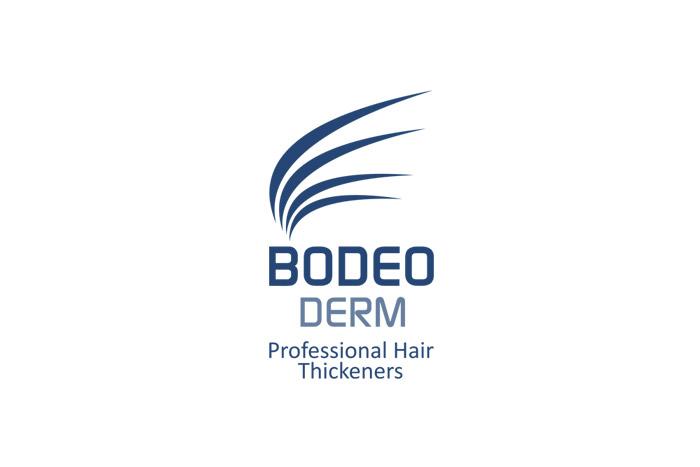 BODEO logo dla firmy kosmetycznej