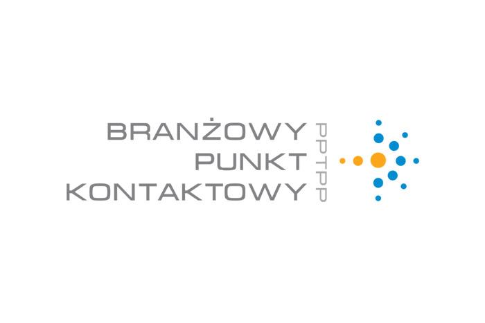 Projekt logo - Branżowy punkt kontaktowy