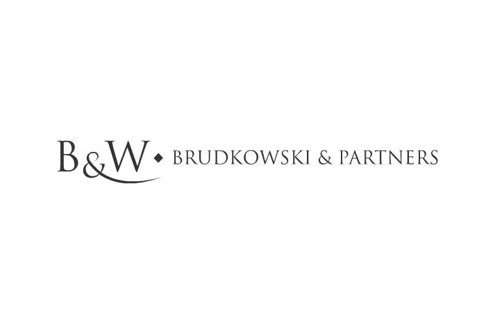 Projekt logo Brudkowski&Wspolnicy