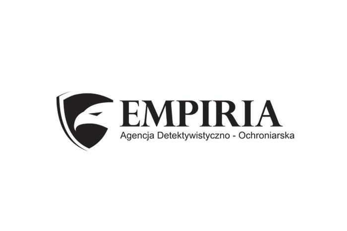 Empiria logo dla firmy ochroniarskiej