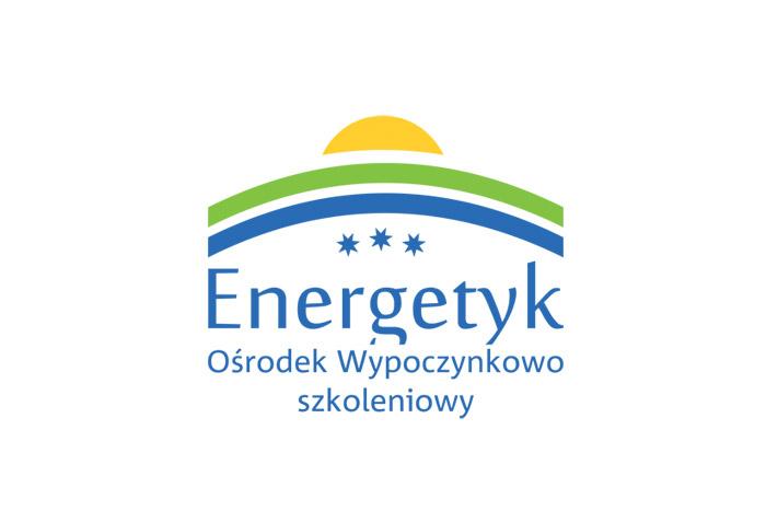Energetyk - logo dla hotelu pensjonatu
