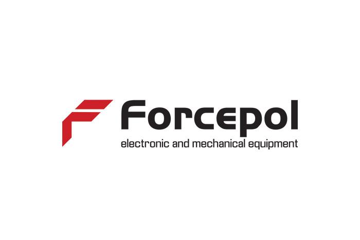 Forcepol - projekt logo