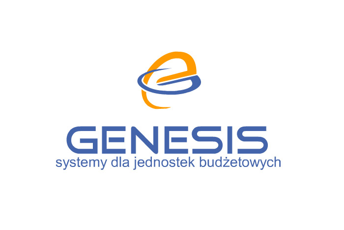 projektowanie logo - GENESIS projekt logo dla firmy informatycznej