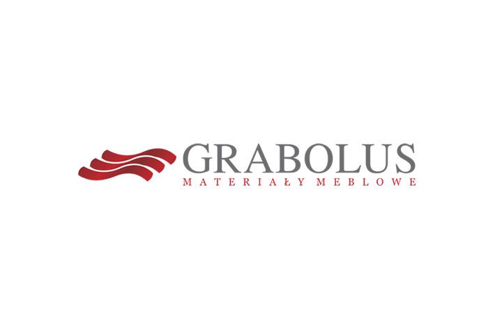 projektowanie logo - Grabolus - logo dla firmy produkcyjnej tekstylnej