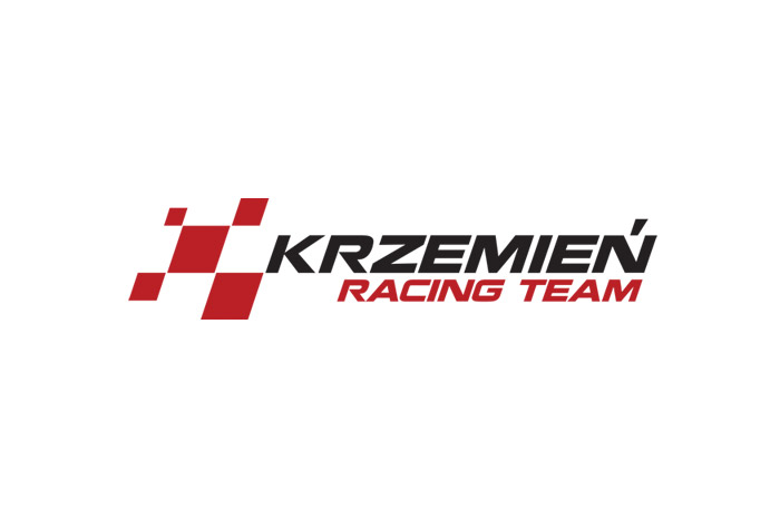 Krzemień RACING TEAM, logo dla szkoły wyścigowej