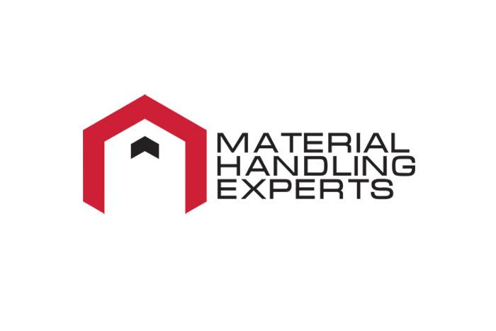 logo dla firmy przemysłowej. Identyfikacja wizualna dla MHE - Wózki widłowe