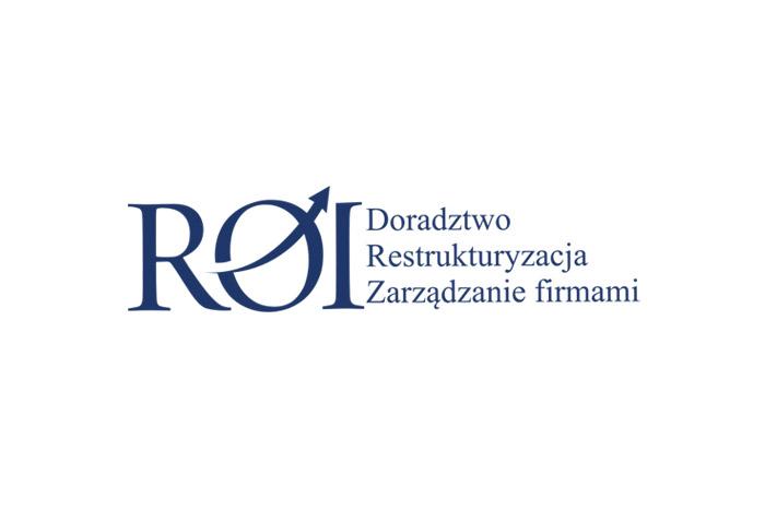logo ROI - logo dla firmy finansowej