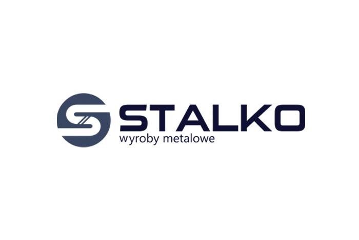 STALKO - logo dla firmy z branży przemysłowej