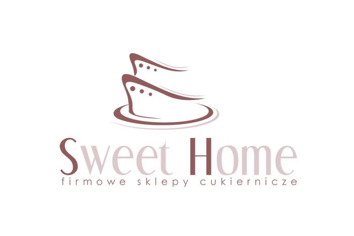 projekt logo - SweetHome