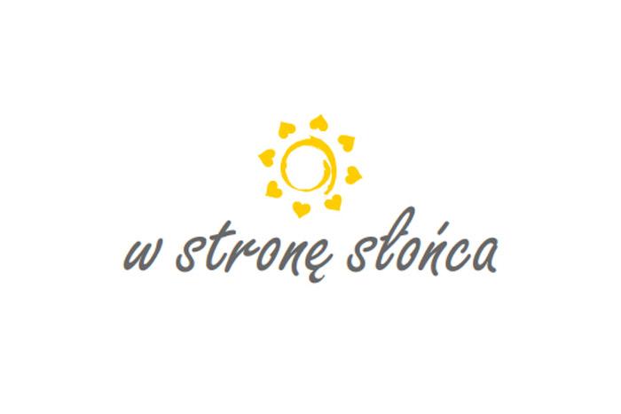 logo dla fundacji w strone slonca