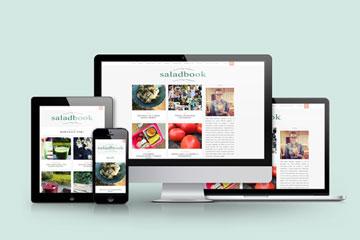 Strona Saladbook