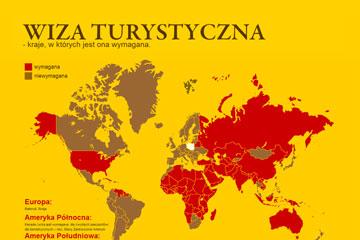 Wiza turystyczna – infografika