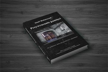 """Okładka książki """"Przywracanie pamięci"""""""