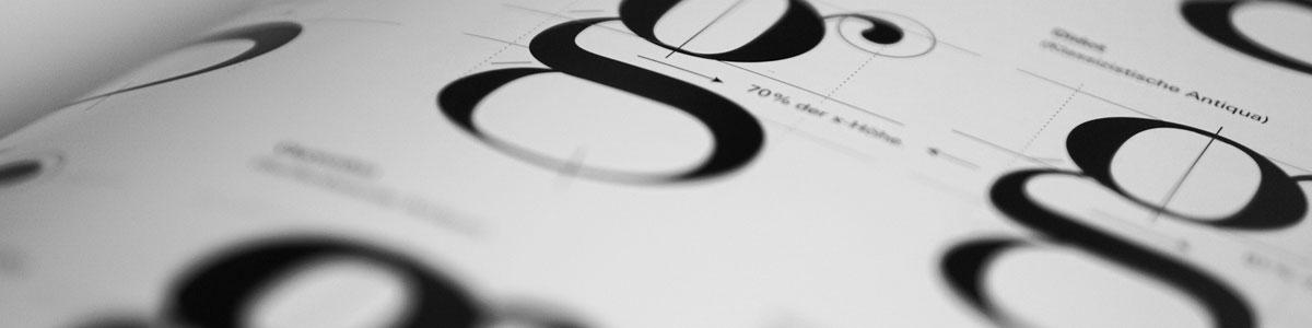 podstawowe zasady typografii