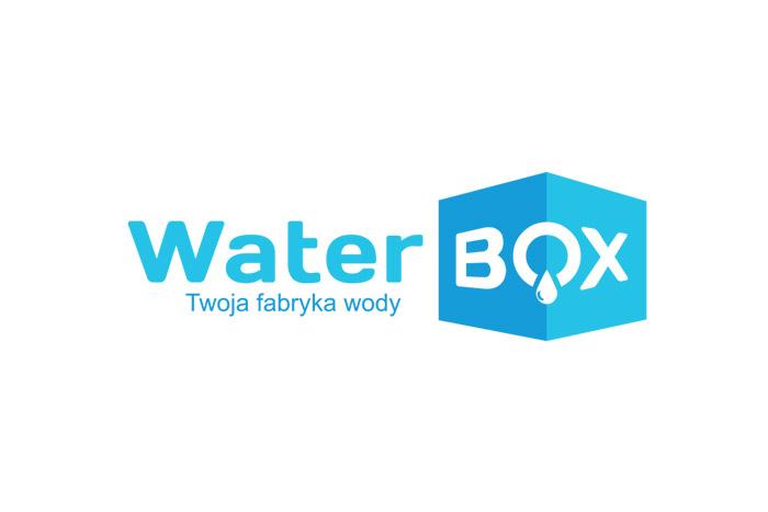 logo dla firmy WaterBOX