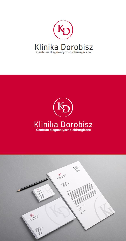 Logo dla centrum medycznego