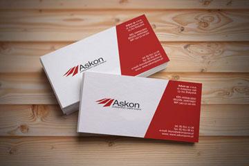 Askon – wizytówka