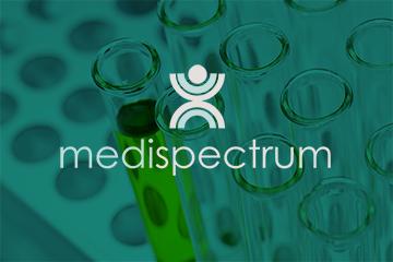 Medispectrum – logo firmy medycznej