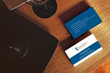 TaxTrust – projekt wizytówki