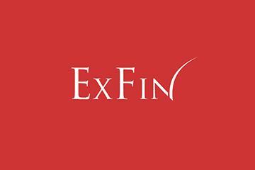 ExFin – logo dla firmy finansowej