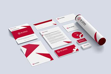 BK DŹWIG / projekt stworzony dla firmy usługowej