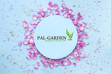 Pal Garden  – logo dla firmy ogrodniczej