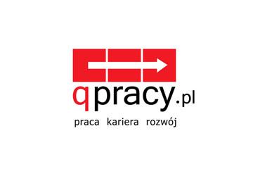 qpracy.pl / logotyp dla firmy rekrutacyjnej