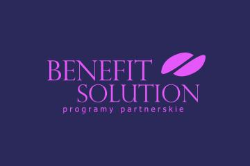 Benefit Solution – logo dla firmy ubezpieczeniowej