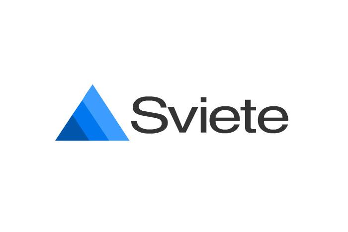 Sviete logo dla firmy informatycznej