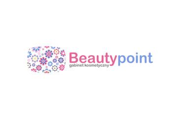 BeautyPoint / logo stworzone dla salonu kosmetycznego