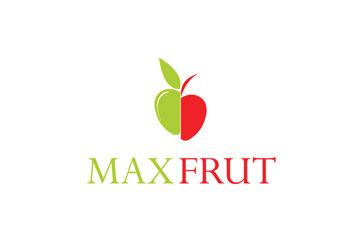 MAXFRUT / projekt stworzony dla firmy spożywczej