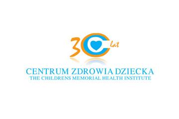 Centrum Zdrowia Dziecka – logotyp okazjonalny