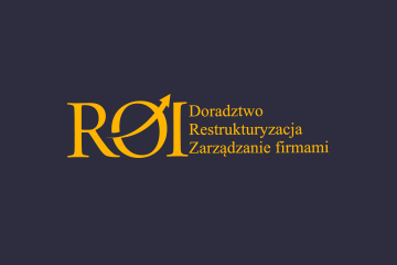 ROI – logotyp dla firmy rekrutacyjnej doradczej finansowej