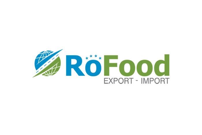 RoFood logo dla firmy transportowej