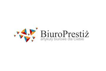 Biuro Prestiż – logo dla firmy handlowej