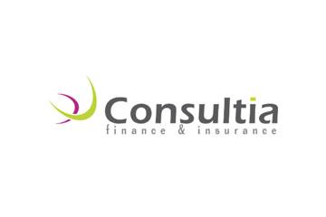 Consultia – logo dla branży ubezpieczeniowej