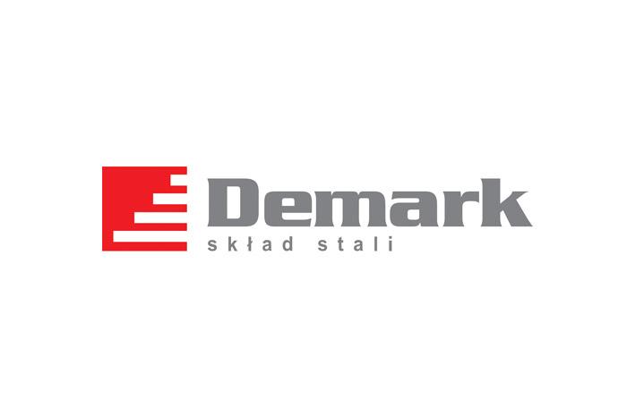 Demark - logo dla firmy przemysłowej