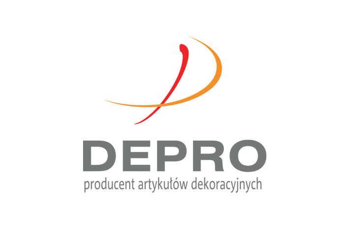 Projekt logo Depro