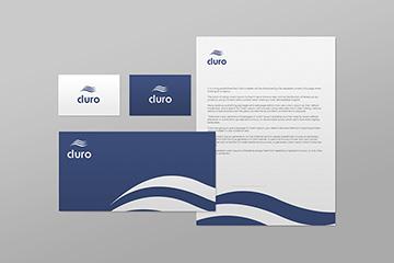 Duro – logo dla firmy handlowej