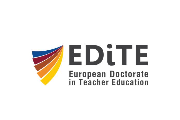 EDiTE - projekt logo dla branży edukacyjnej