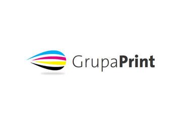 Grupa Print / projekt stworzony dla drukarni