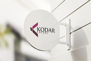 Kodar – logo dla agencji ubezpieczeniowej
