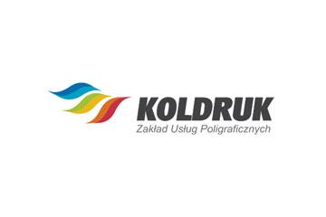 Koldruk – logo dla drukarni