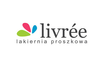 Livree – logo dla lakierni proszkowej