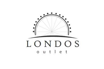 Londos – logo dla sklepu odzieżowego