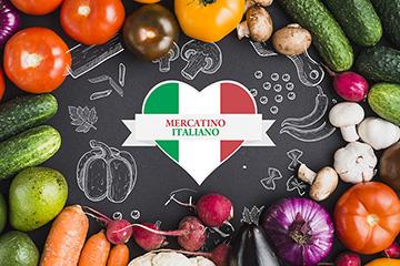 MERCATINO – logotyp dla restauracji